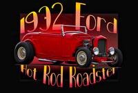 1932 Ford Roadster  Graphics II