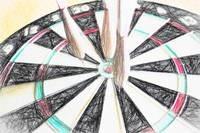 Darts Abstract