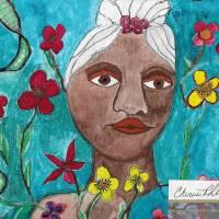 Queens Garden by Chinue Phillips
