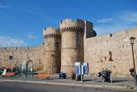 Medieval towers, Rhodes