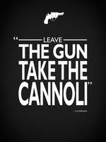 Leave The Gun Take The Cannoli