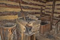 Old Blacksmith Forge