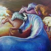 """""""Horses"""" by JazzyI"""