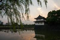 Imperial Palace sunset