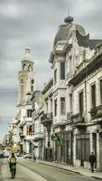 Montevideo Historic Center Cityscape