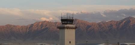 Bagram Air Control Tower