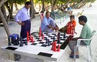 MEGA chess board