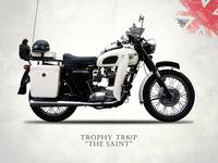 Triumph Trophy TR6P The Saint