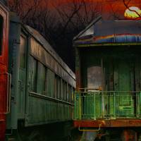 End of the Line Art Prints & Posters by william griffin