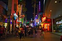 Summer Nights at City Walk