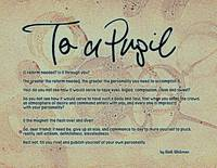 To a Pupil by Walt Whitman v4a