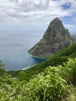Piton View, St Lucia