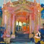 Balboa Park Organ Pavilion San Diego by RD Riccoboni