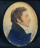 Unknown Artist , Portrait of Aaron Rodriguez River
