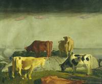 Five Cows, George Bellows