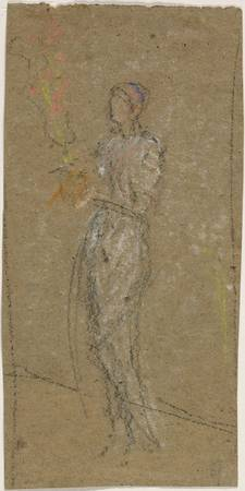 James Abbott McNeill Whistler, American (Lowell, M