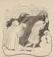 JOHN BAUER   Specimen of the Christmas spirit