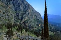 Temple of Apollo, Delphi, Greece 2003