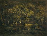 The Forest of Fontainebleau, Narcisse Virgile Diaz