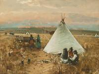 THE POW-WOW BY WILLIAM G. GAUL