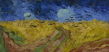 Wheatfield with Crows Auvers-sur-Oise, July 1890 V