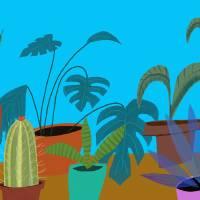 Botanical Garden 1 Art Prints & Posters by michael pfleghaar