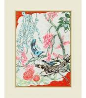 blue-birds-art-print-silk-framed-sale-online
