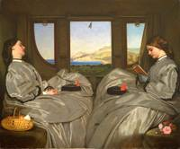 Augustus Leopold Egg - The Travelling Companions