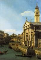 Canaletto (Giovanni Antonio Canal), Capriccio, The