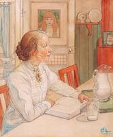 CARL LARSSON,   (MY ELDEST DAUGHTER).