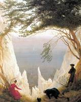 Caspar Friedrich_cliffs
