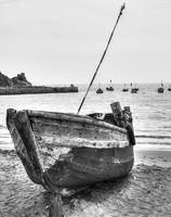 #170 Old Chinese Fishing Boat