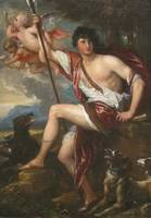 Adonis' by Benjamin West