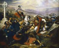 Charles de Steuben - Charles Martel in the Battle