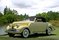 1939 Buick Centruy Convertible Coupe