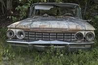 Rusted Old Oldsmobile