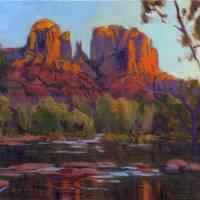 """""""Cathedral Rock, Sedona"""" by KonnieKim"""