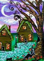 Little Witchy Village