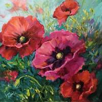 Better Together Poppies