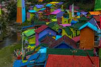 Colorful Settlement