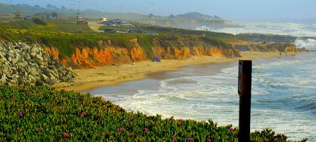 Coastal Beaches - Half Moon Bay.............