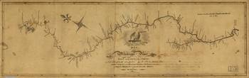Map of the Mississippi River (1811)