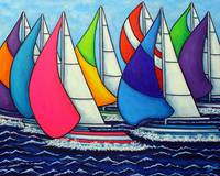 Rainbow Racing Regatta
