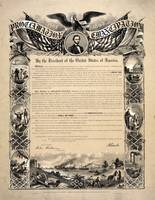 Emancipation Proclamation 1863