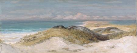 Elihu Vedder, Lair of the Sea Serpent