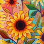 Sunflower 2 Prints & Posters