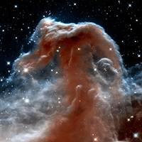 Space Image Horsehead Nebula in Orion