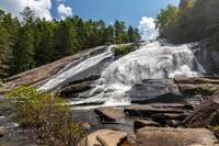 High Falls, DuPont Forest