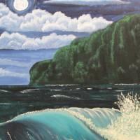 """Maui Midnite"" by MelanieLutes"