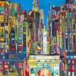 """NYC Washington Square Arch and Fifth Avenue"" by RDRiccoboni"